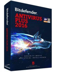 korifeo antivirus Bitdefender Plus 2016