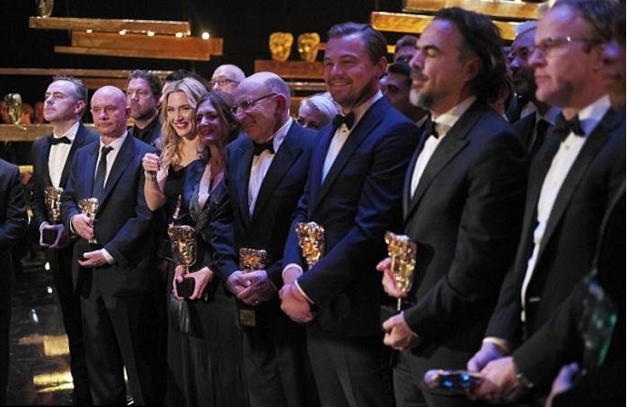vravia BAFTA 2016