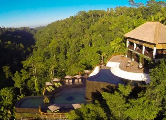 Bali Hanging Garden Resort