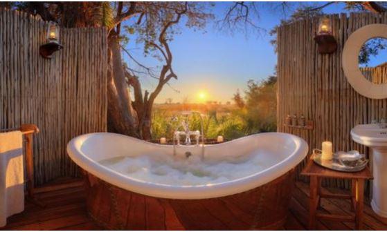 Botswana Orients Express Safari Camp