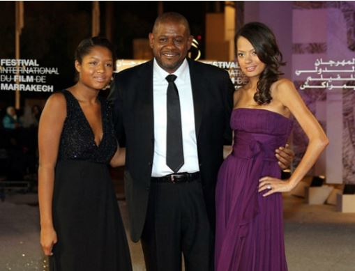 Forest Whitaker's daughters