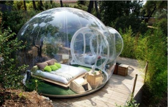 The French Bubble Hotel, Attrap-Rêves