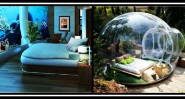 Τα 10 πιο παράξενα ξενοδοχεία σε όλο τον κόσμο!