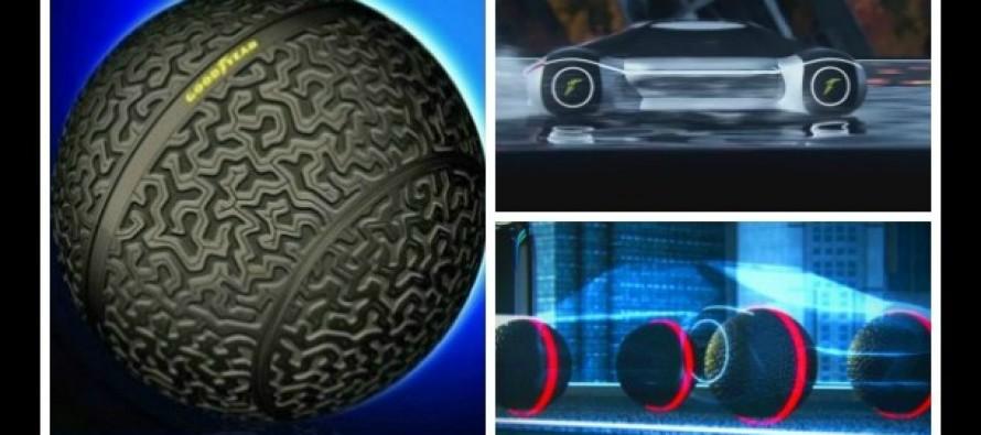 Δείτε τα νέα ελαστικά που σχεδιάζει η Goodyear!