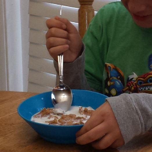 frozen cereals