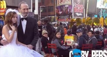 Έλληνας «παντρεύτηκε» 12χρονη στην Νέα Υόρκη!