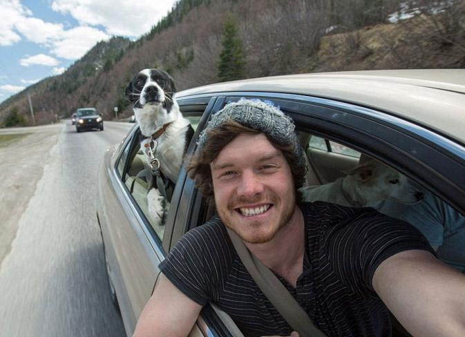 selfie amaksi skilos