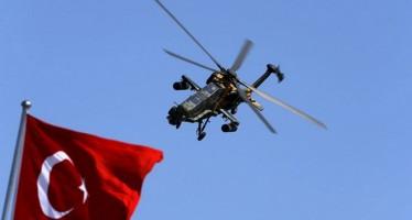 Κούρδοι κατέρριψαν τουρκικό ελικόπτερο!