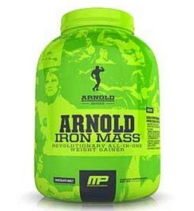 Arnold Schwarzenegger proteini