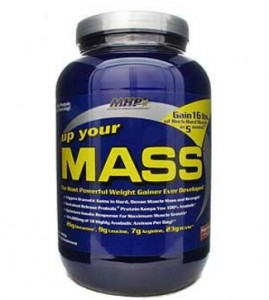 MHP Up Your Mass proteines
