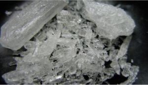 kristalliki methamfetamini