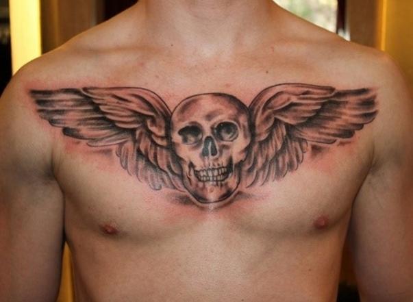tattoo stithos ftera nekrokefali
