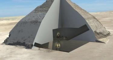 Σαρώνουν με κοσμικές ακτίνες τις πυραμίδες 4.600 χρόνια μετά!