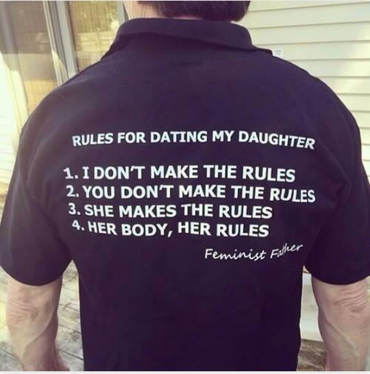 feminist father