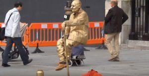 street performers kopla