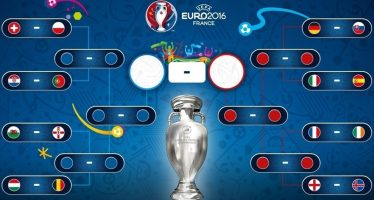 Euro 2016: Στα νοκ-άουτ με το βλέμμα στον τελικό