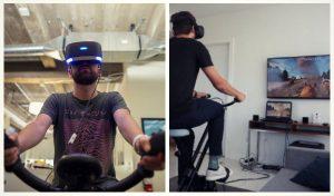 Ήρθε το ποδήλατο γυμναστικής που θα γυμνάσει τους Gamers!
