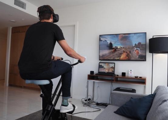 podilato gumnastikis VR games