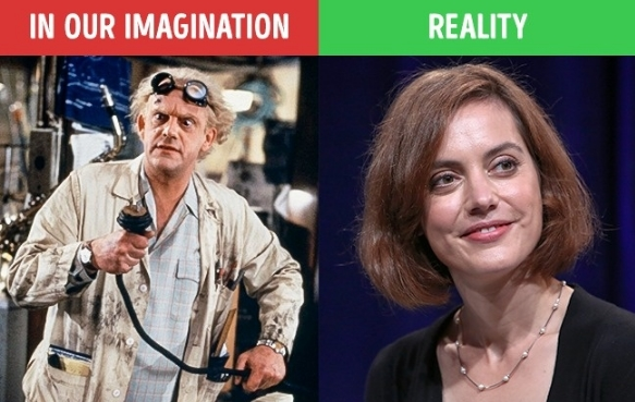 fantasia vs pragmatikotita