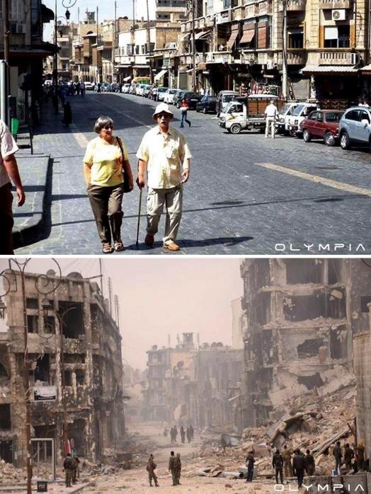 katastrofi siria