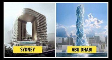 10 Κτίρια με πρωτότυπη αρχιτεκτονική από όλο τον κόσμο!
