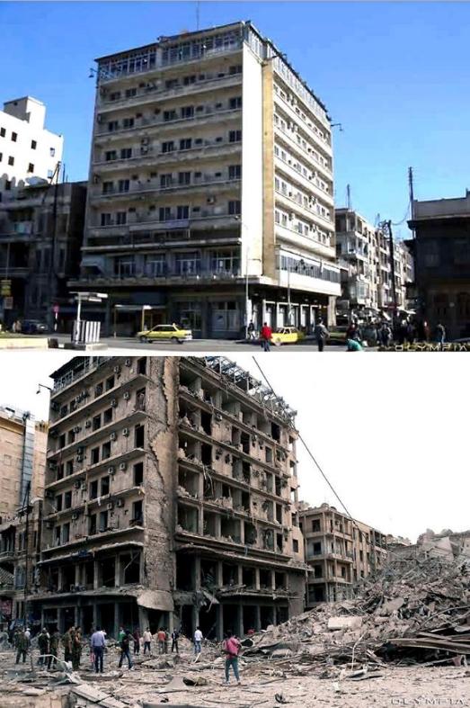 polemos xalepi sirias
