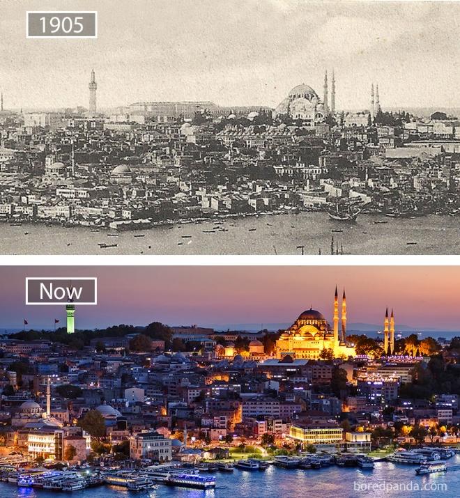 tourkia konstantinoupoli 1905