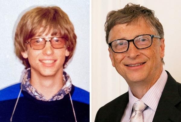 Bill Gates ikones