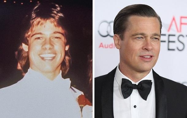 Brad Pitt tote tora