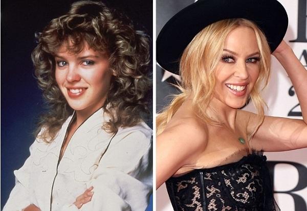 Kylie Minogue nea