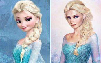 Πως θα ήταν 14 πριγκίπισσες της Disney στην πραγματικότητα!