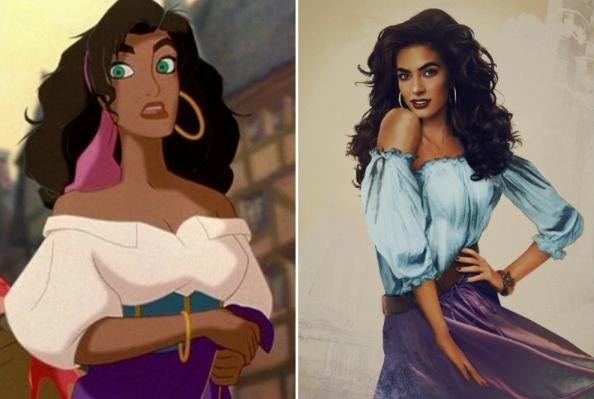 esmeralda panagia parision