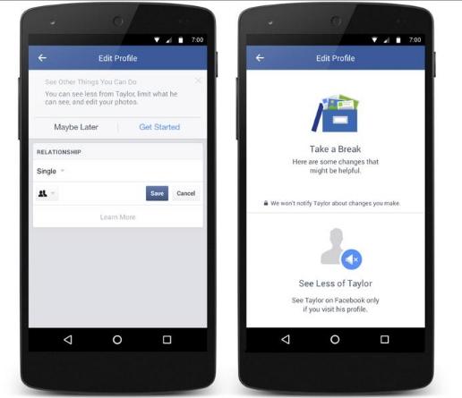 mobile application facebook