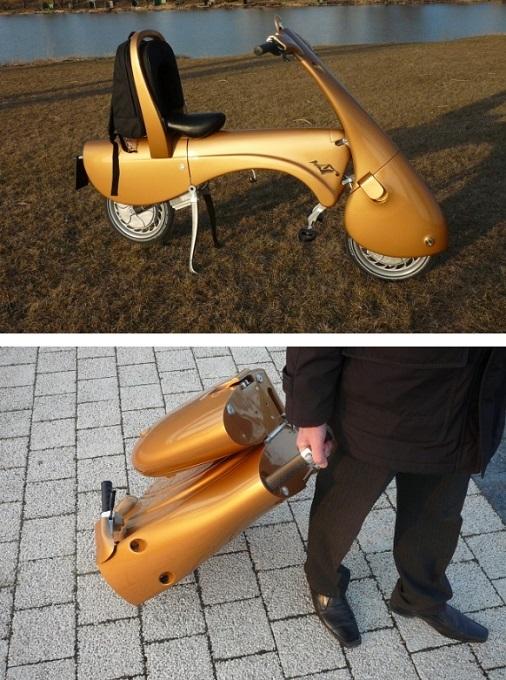 patenta scooter valitsa