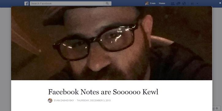post facebook aggouria.net