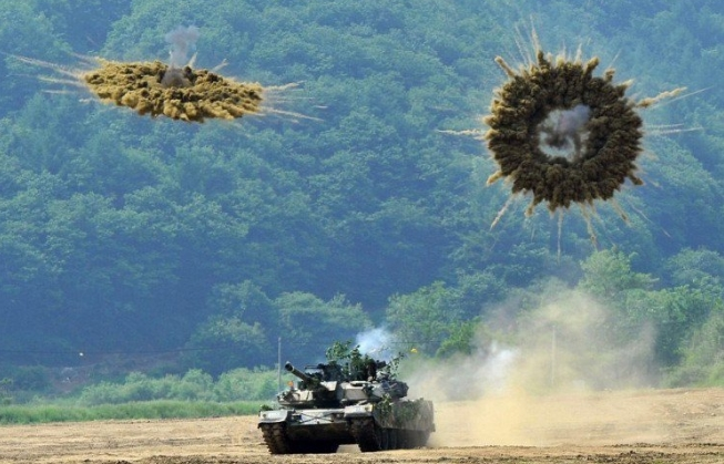 tank notia korea