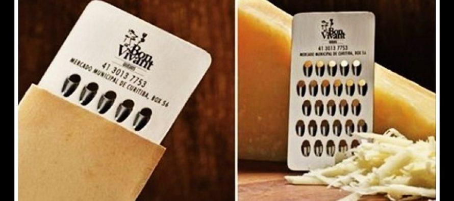Οι 13 πιο έξυπνες επαγγελματικές κάρτες!