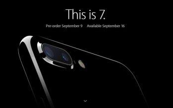 Τι τιμές θα έχει το iPhone 7 & iPhone 7 Plus στην Ελλάδα!