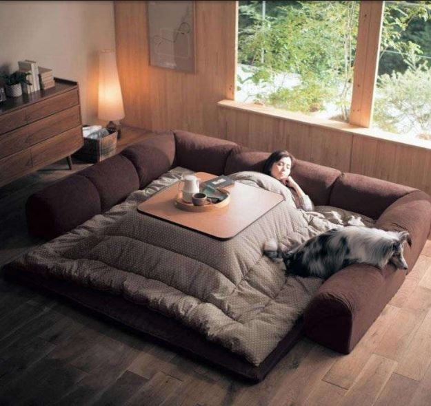 kanapes-kotatsu