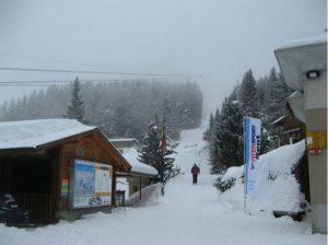 murren elvetia ski
