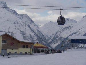 st anton austria ski theretro
