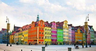 10 Πολύχρωμες πόλεις του κόσμου!