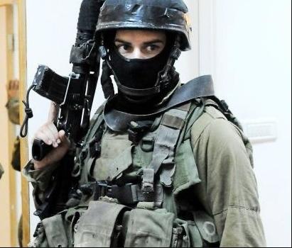 israeli-commando