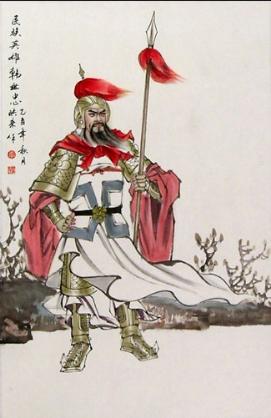 ming-warrior