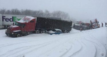 Οδηγοί που χρειάζονται επειγόντως χειμερινά ελαστικά & αλυσίδες!