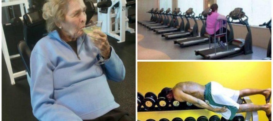 15 Επικά fail εν ώρα γυμναστικής!