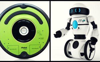 Τα 5 καλύτερα ρομπότ που μπορείς να αγοράσεις!