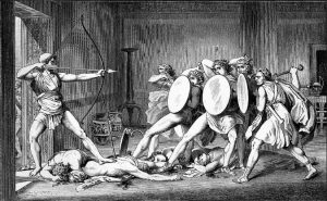 odysseas mythologia
