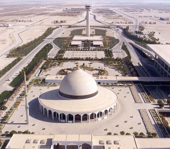 Dammam King Fahd International Airport