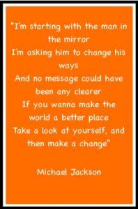 Man in the Mirror - Michael Jackson stixoi